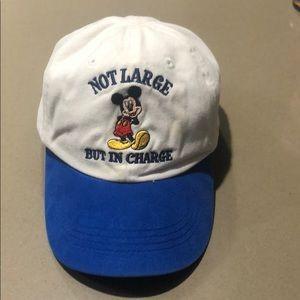 Authentic Infant Unisex Mickey Mouse Cap